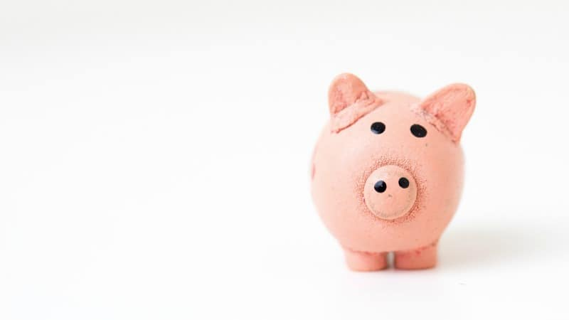 A piggy bank for those looking to learn how to make money as a kid.