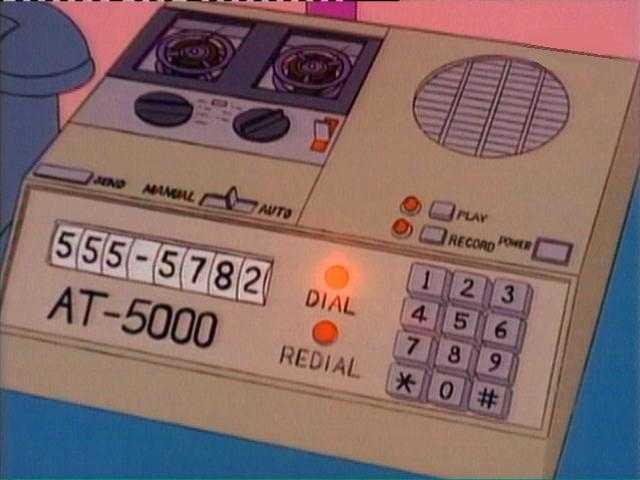 Homer Simpson's telemarketing scam