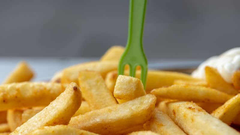 Taste tester jobs where you can get paid to eat a plate of french fries.