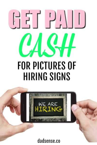 Job Spotter app pin