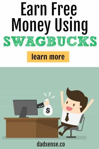 Swagbucks review pinnable image