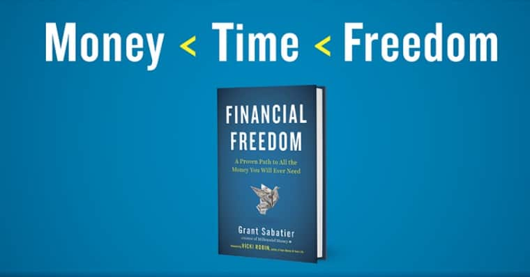 Cover of Financial Freedom book by Grant Sabatier
